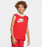 Nike  NSW Mesh Top  Red - CJ8282-657 | Jimmy Jazz