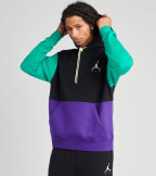 Jordan  Jumpman Air Fleece Pullover Hoodie  Multi - CK6684-011   Jimmy Jazz