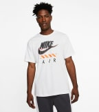 Nike  Sportswear T-Shirt  White - CT6532-100 | Jimmy Jazz