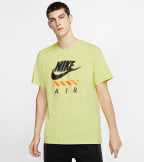 Nike  Nike Sportswear T-Shirt  Green - CT6532-367 | Jimmy Jazz