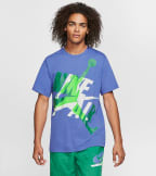 Jordan  Jumpman T-Shirt Classics  Purple - CT6751-554 | Jimmy Jazz