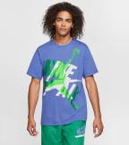Jordan  Jumpman T-Shirt Classics  Purple - CT6751-554 | Jimmy Jazz