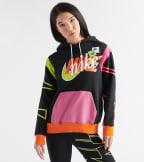 Nike  Nsw Trend Pullover Air Force 1 Hoodie  Black - CU3526-010 | Jimmy Jazz