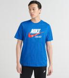 Nike  NSW Chicago Nike City Tee  Blue - CW0849-477 | Jimmy Jazz