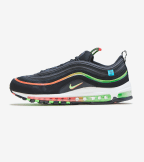 Nike  Air Max 97 World Wide  Black - CZ5607-001 | Jimmy Jazz
