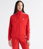 Adidas  Lock up Track Jacket  Red - ED7539-610   Jimmy Jazz