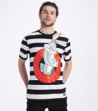 Freeze  Bugs Bunny Short Sleeve T-shirt  Multi - LT10225-MUL | Jimmy Jazz