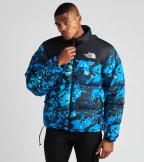 The North Face  1996 Retro Nuptse Jacket  Blue - NF0A3C8D-TPZ | Jimmy Jazz