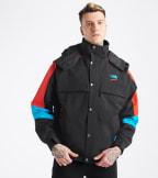 The North Face  90 Extreme Rain Jacket  Black - NF0A4AGR-CBG | Jimmy Jazz
