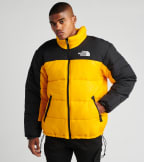 The North Face  Himalayan Insulated Jacket  Gold - NF0A4QYZ-ZU3   Jimmy Jazz