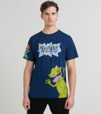 Freeze  Rugrats Placement Tee  Navy - NKSNQ08-NVY | Jimmy Jazz