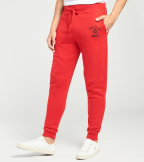Polo  Brushed Fleece Joggers  Red - PK57HF-RND | Jimmy Jazz